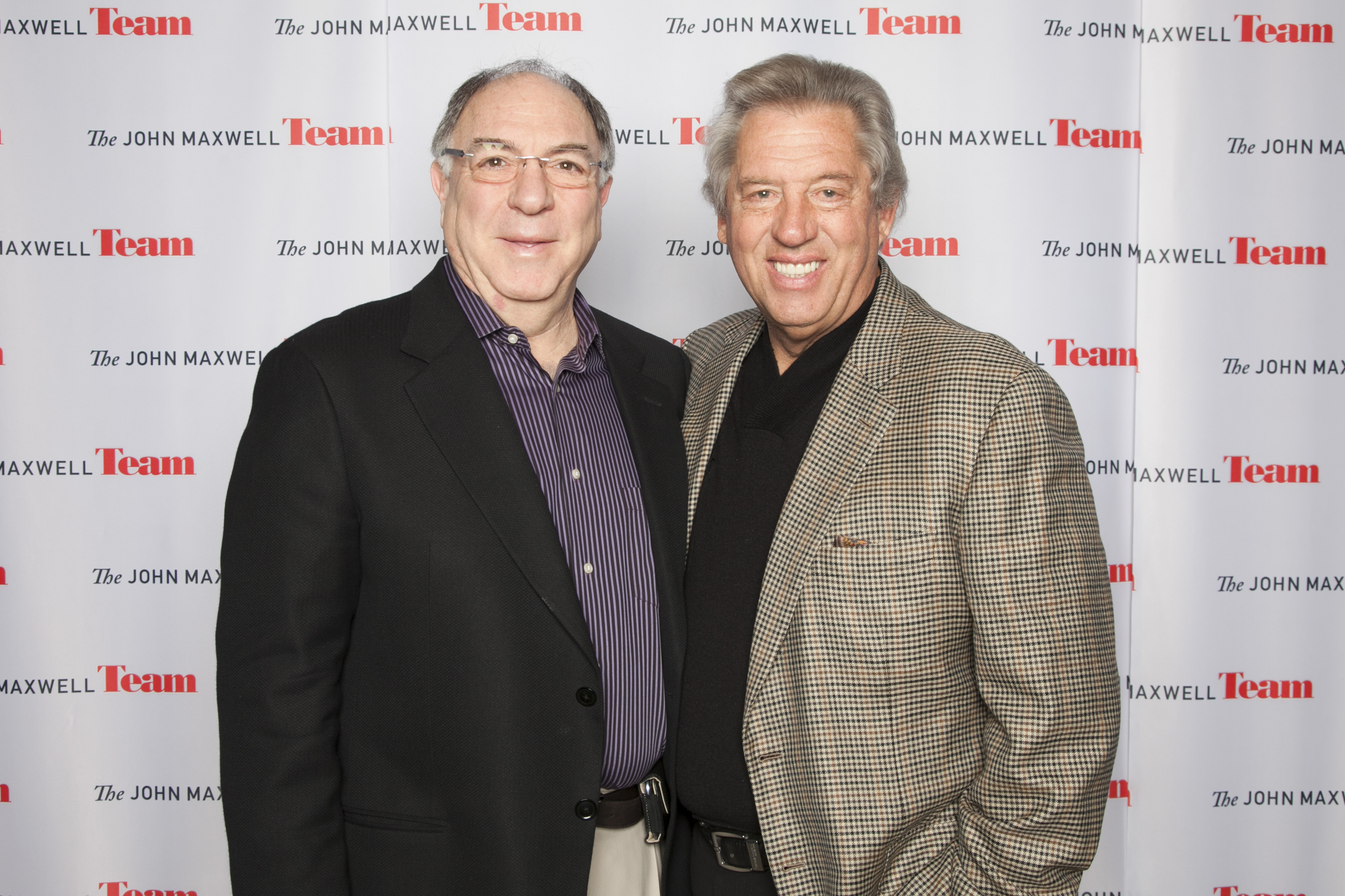 Norman S Cohen with John C Maxwell